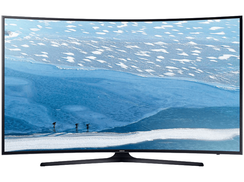 SAMSUNG UE55KU7350UXTK 55 inç 139 cm Ekran Ultra HD 4K Curved SMART LED TV