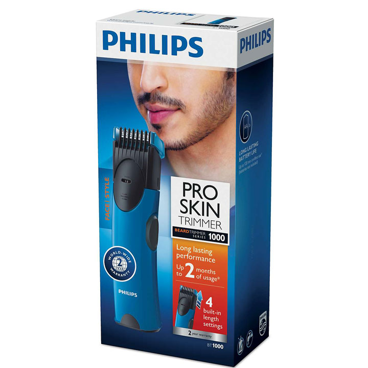 PHILIPS TRAŞ MAKİNESİ BEARD TRIMMER BT1000/15