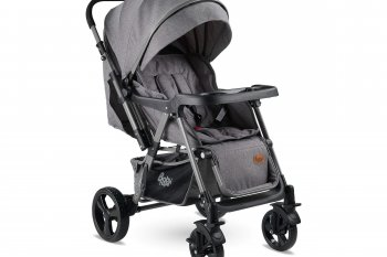 BABYHOPE BH 3056 SPACE PUSET GRİ