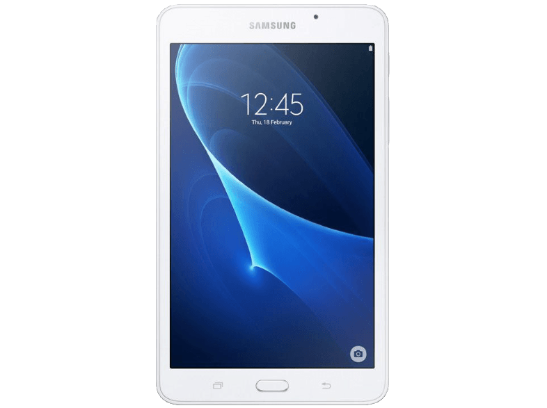 SAMSUNG Galaxy Tab A 7.0 2016 7 inç Quad 1.5 GHz 1.5 GB 8 GB Tablet PC Beyaz SM-T287NZWATUR