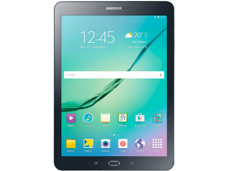 SAMSUNG SM-T813NZKETUR Galaxy Tab S2 9.7 inç Super AMOLED Ekran 3GB Ram 32 GB Tablet PC
