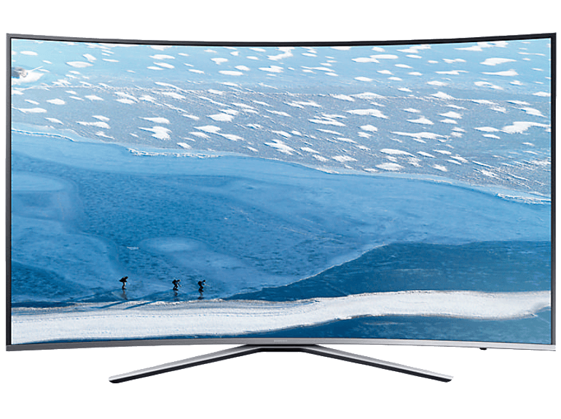 SAMSUNG UE55KU7500UXTK 55 İnç 139 cm Ekran Ultra HD 4K Curved SMART LED TV