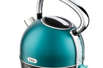 FAKİR Goldie Kettle Turquise